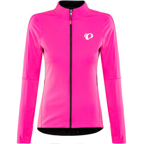 PEARL iZUMi Elite Pursuit AmFIB Jakke Damer pink/sort